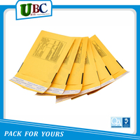 Kraft Paper and PE Bubble Padded Envelopes