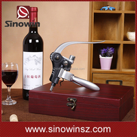 2016 Luxury Wine Opener Set with 9 Pieces Accessories for Wine Lovers