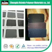 Solid Smooth Surface Epoxy polyester Racks Powder Coating
