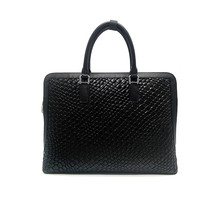 Wholesale genuinle leather men laptop handbag