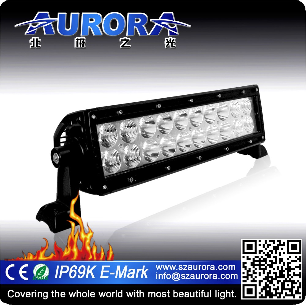 IP69K E-mark 10'' led off road light work light led tail lights