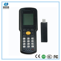 windows ce mobile barcode scanner warehouse portable data collector MHT-9800