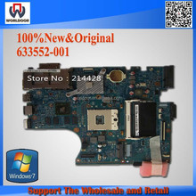 Original 633552-001 for HP 4520s laptop motherboard with non-Integrated graphics & working Perfect