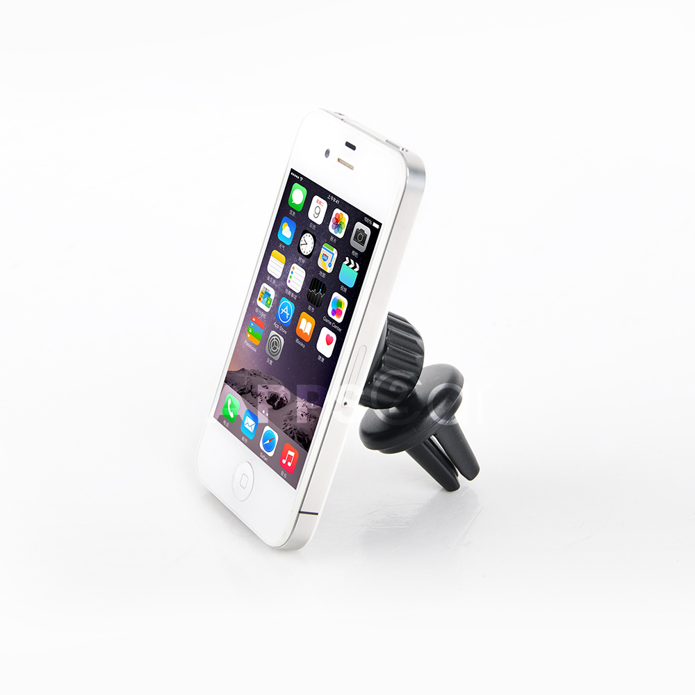Apps2car Magnetic Car Air Vent Mount Holder Stand For iPhone Samsung GPS Smart Phone iPad
