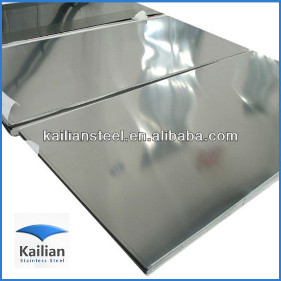 410 430 Pvc Coated Stainless Steel Sheet