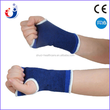 1 pair Palm Wrist Hand Support Glove Elastic Brace Sleeve Sports Bandage Gym Wrap
