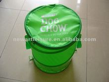 pet food barrel/dog food barrel