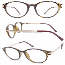 China new products metal and plastic fashion eyewear