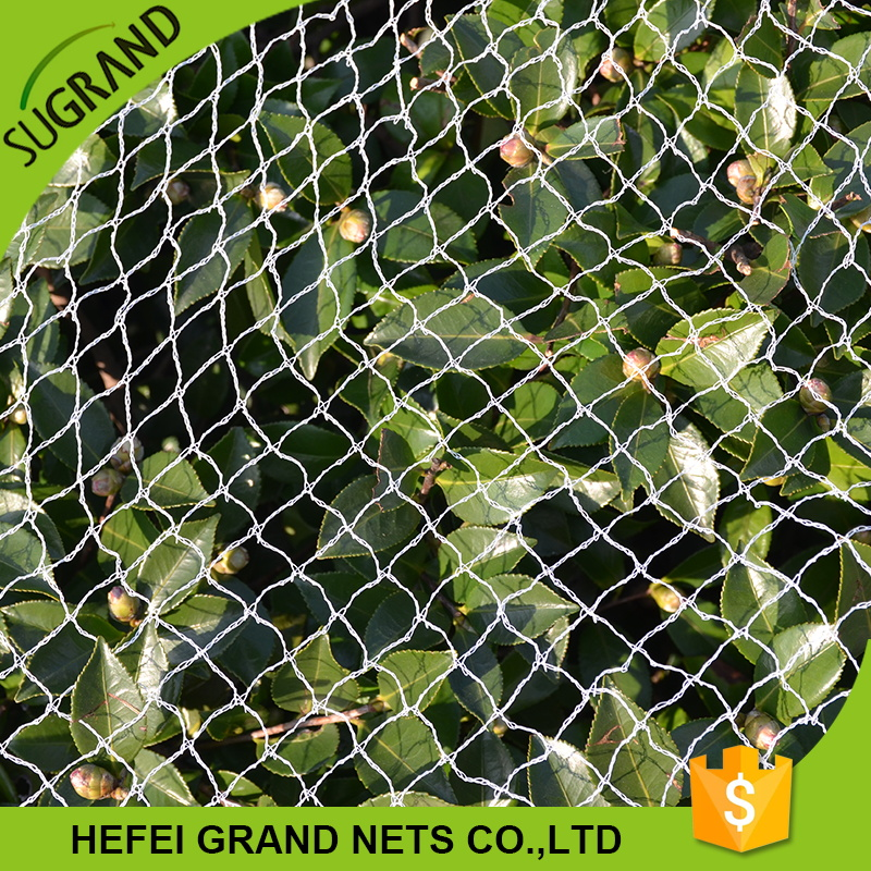 greenhouse uv plastic bird capture net, fence privacy screen