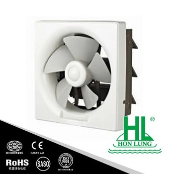 Half Plastic Wall-mounted Automatic Shutter Ventilation Fan (KHG20-C4)