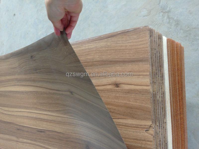 Foglio laminato legno