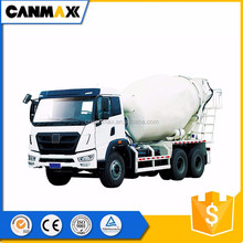 High performance Hot sale Mounted Truck Concrete Mixer