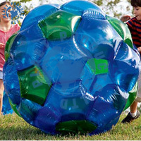 High Quality Inflatable Kids Grass Zorb Balls (PLG50-066)