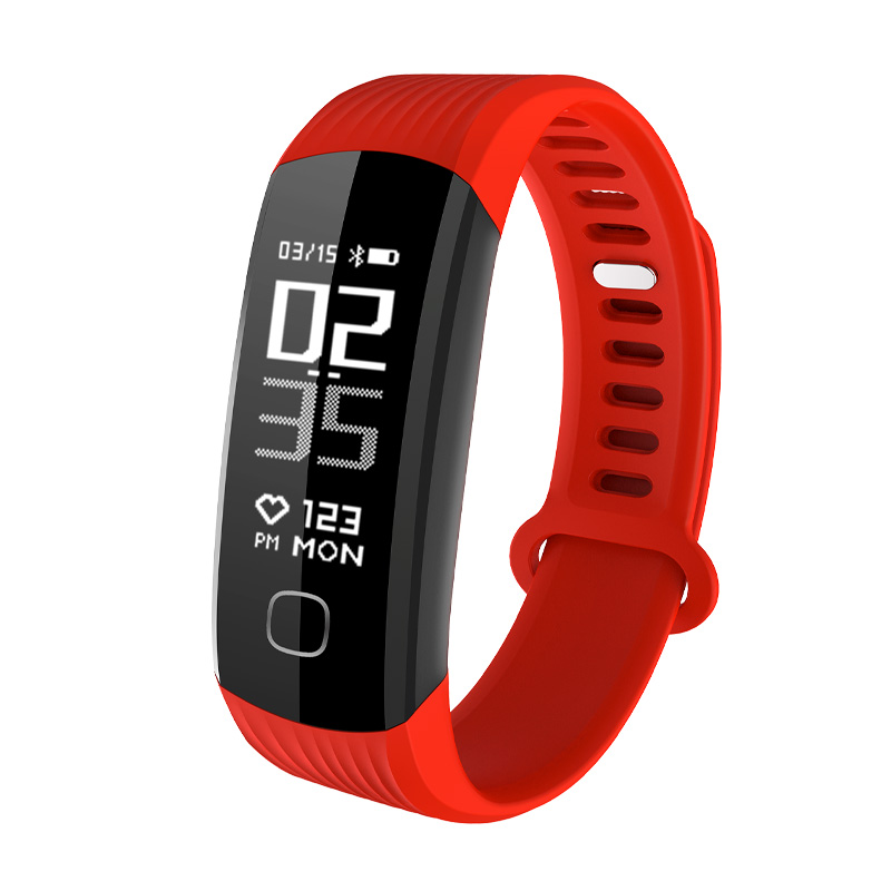 IP67 impermeable sueño actividad fitness pulsera inteligente Wearable activity Tracker con ritmo cardíaco
