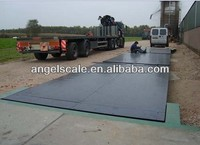 kingtype used truck scales/weighingbridge