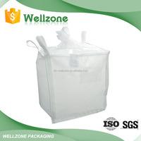 Quality heavy duty PP bulk bag 1 ton big bag / FIBC container ton bag