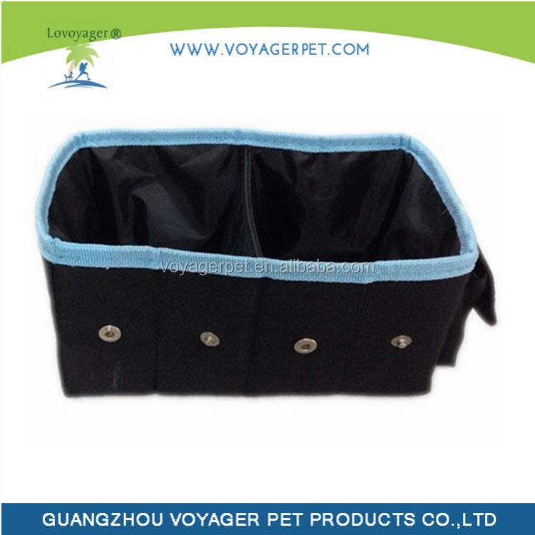 Lovoyager foldable pet travel bowls