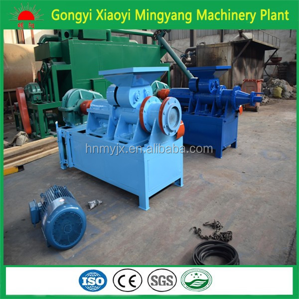 Hookah Shisha round coal briquette machine/dust extruding plant/charcoal stick making machinery