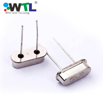 Hot Sale New Electronics Component Crystal Oscillator HC49S 4.000MHz