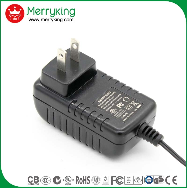 UL GS BS SAA KC 5w 6w 12w 15w 18w ac dc adapter for cummins inline 5