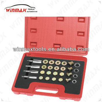 WINMAX 24 PC OIL PAN THREAD REPAIR SET WT04155