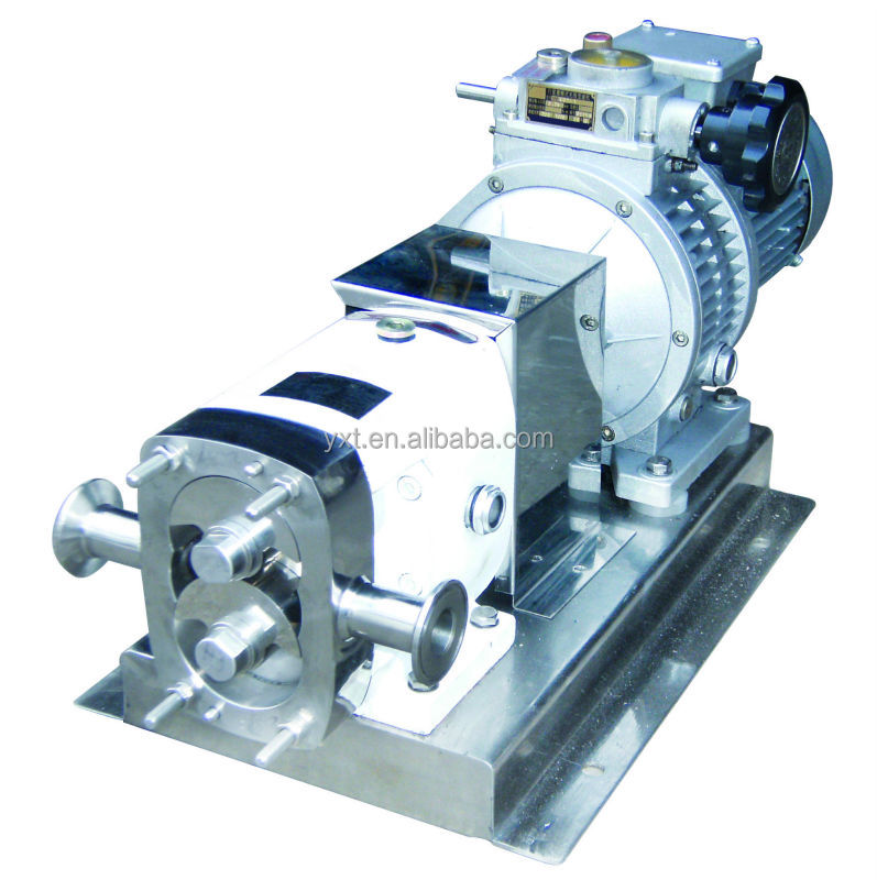 rotor glass fiber reinforced plastic &leather making- processing manufacture stainless steel vacuum lobe pump
