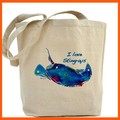 Brand Polyester Shopping Tote Bag