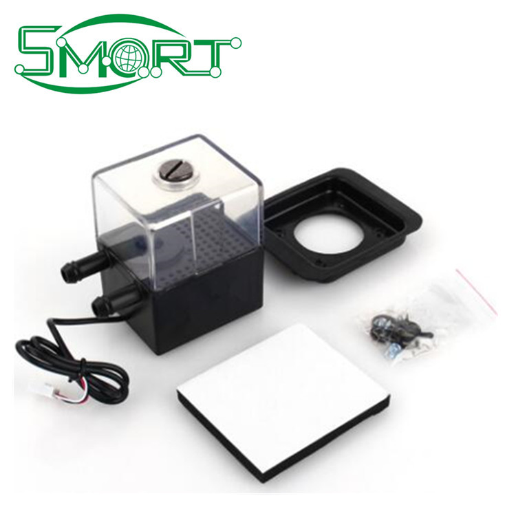 Smart bes SC-300T 12V DC Ultra-quiet Water Pump&Pump Tank for PC CPU Liquid Cooling Computer System