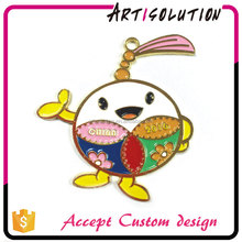 Die Casting High Quality Gold Plated Custom Cheap Soft Enamel China Lapel Pin