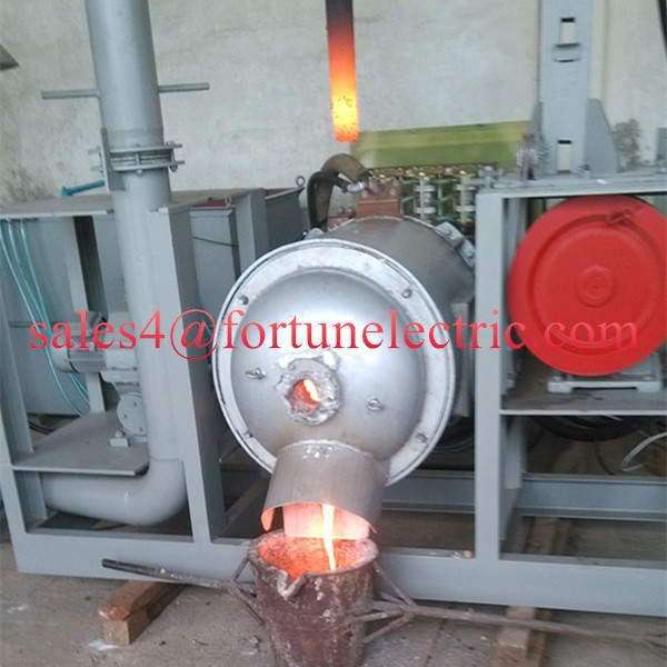 Ferrosilicon Submerged Arc Furnace