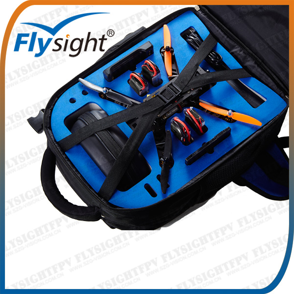 E836 Hottest Flysight racing quad copters 250 stunt fpv combo kit drone with CC3D flight controller 2300kv