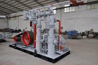 high pressure compressor/40 bar pet compressor/pet specialized water cooling air compressor