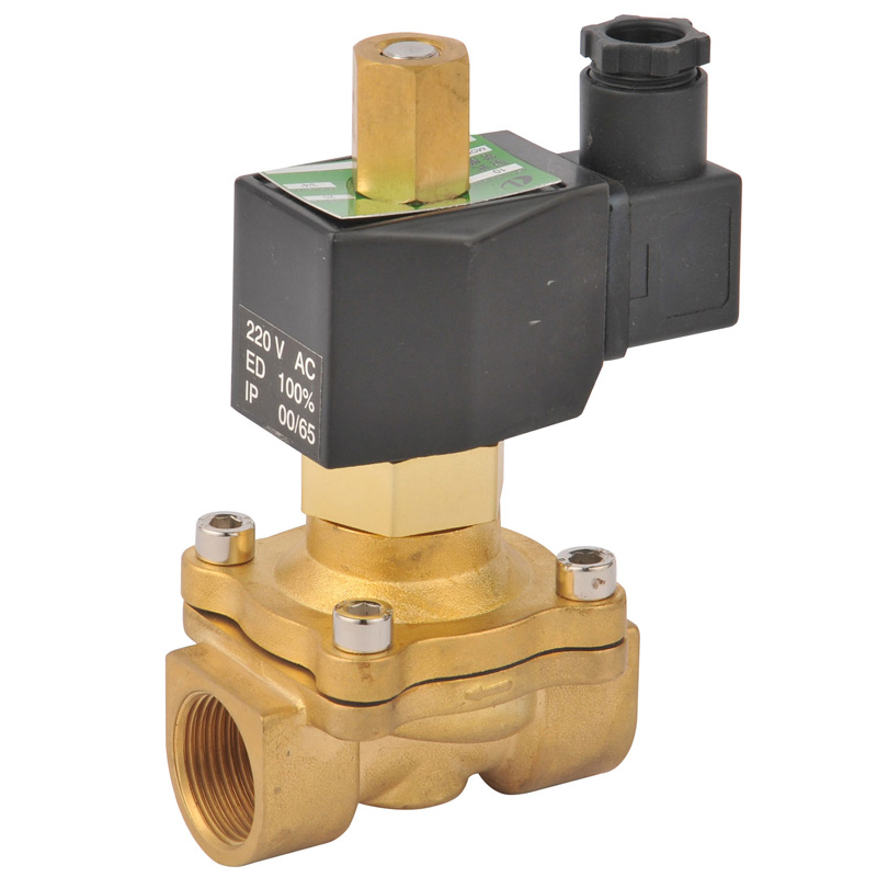 High quality low price 2W160-15 water normally open solenoid valves