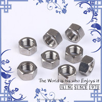 Stainless Steel 201 DIN934 M8 Hex
