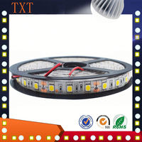 LED SMD 5050 WHITE STRIP 30CM CAR DRL BIKE BOAT FLEXIBLE GRILL AQUARIUM 12V