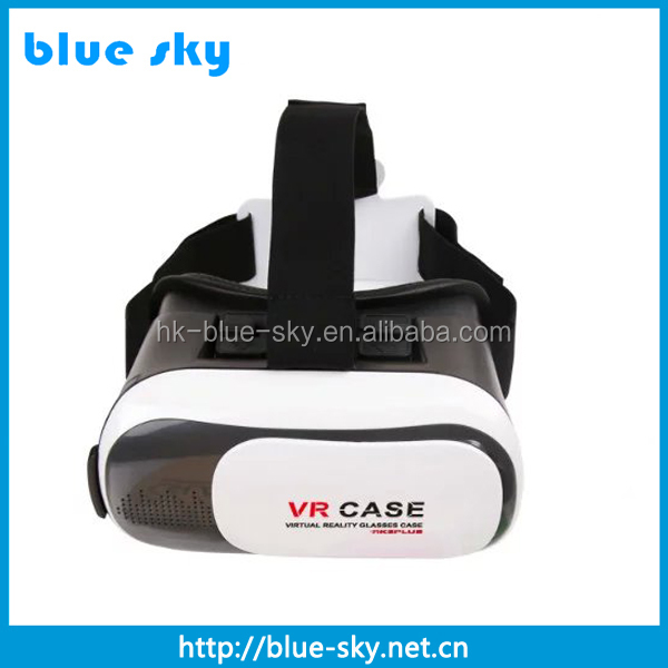 VR BOX 2.0 Google Cardboard Version Virtual Reality 3D Glasses VR Headset