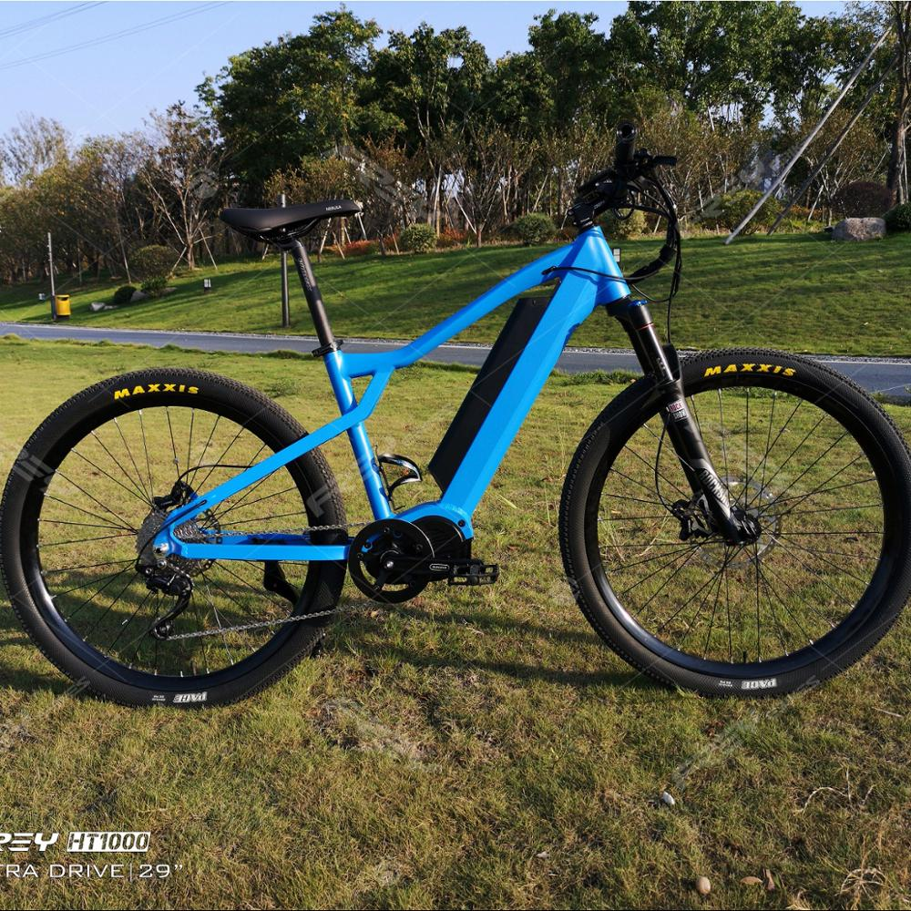 2019 FREY 1000W electric mountain <strong>bike</strong> / mountain ebike / electric MTB with Bafang Ultra mid motor system