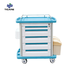 Anaesthesia trolley,medical trolley