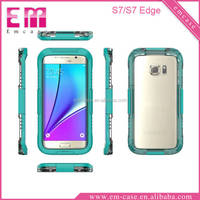 Newest For Samsung S7 Waterproof Case,Hard Plastic Case For Samsung Galaxy S7 Edge