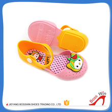 Jelly Kid's Sandals Comfortable Pvc Children Wholesale Girls Sandals