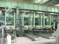 For Electric Resistance Welding Steel Pipes ERW Production Line Mill
