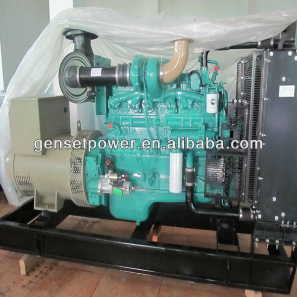 125kva to 1500kva Diesel Generator Set With Cummins Engine