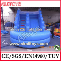 inflatable water park surf rider splash rider long slip and slide for sale