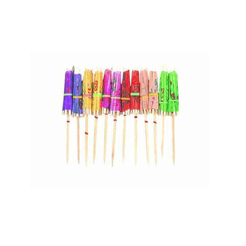 Umbrella fruit toothpicks With Bar