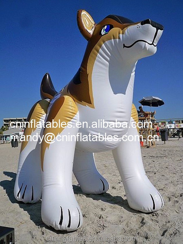 Commercial Promotional Inflatable Dog for Sale