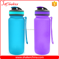 Popular Design Customized Plastic BPA free Water Bottle Lanyards