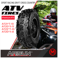 ARISUN BRAND ATV TIRES SPORT RACING ATV TYRES made in china tires