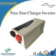 dc to ac home 3kw solar pump power inverter 12v24v48v 220v 3000w low frequency inverter with charger