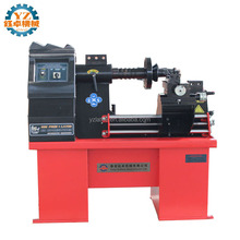 Factory Supplier Movable Rim Straightening Machine With lathe System