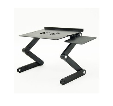 Ergonomic Aluminum Adjustable Laptop Stand desk